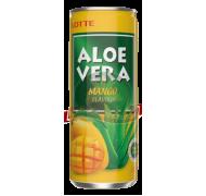 Aloe vera lattina mango 33 cl.